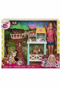 Mattel Barbie Animal Rescue Playset