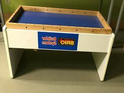 Brio Mec Play Table 35967 RARE Brand NEW in Box