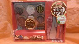 Melissa & Doug 4074 Slice and Bake Cookie Wooden Play Set