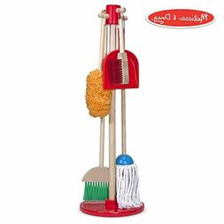 Melissa & Doug, Let's Play House! Dust! Sweep! Mop! Preten