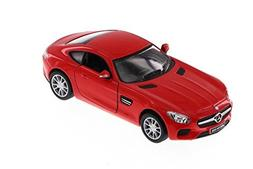 Kinsmart Mercedes-Benz AMG GT, Red 5388D - 1/36 Scale Diecas