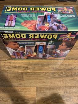 Bandai Mighty Morphin Power Rangers Power Dome Play Set Plus