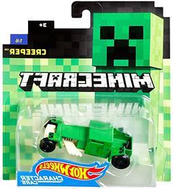 Hot Wheels Minecraft Creeper Vehicle