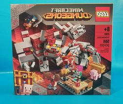 LEGO Minecraft DungeonsThe Redstone Battle 21163 Cool Action