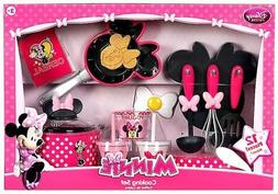 Disney Minnie Mouse 2016 Minnie Cooking Set Exclusive Playse