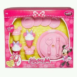 Disney Junior Minnie Mouse Rolling Treat Play Set Convert to