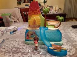 moana island adventure set play set
