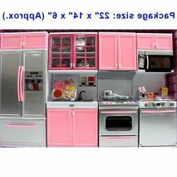 AZ Trading & Import Modern Battery Operated Kitchen Playset
