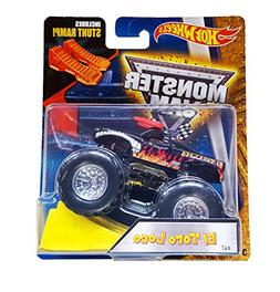 Hot Wheels Monster Jam - #47 El Toro Loco