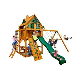 Mountain Ridge Swing Set