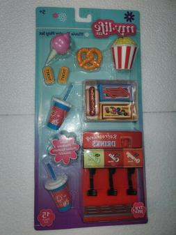 My Life As Movie Theater Play Set Fashion Doll Accessory for