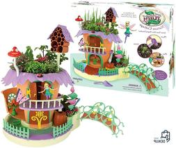 My Fairy Garden Nature Cottage Grow & Play Set- Toy And Gard