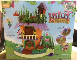 My Fairy Garden Nature Cottage *NEW IN BOX*- Grow & Play Set