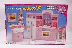 """My Fancy Life  Kitchen Play Set  for 11.5"""" dolls"""