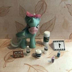 My Little Pony 9 Piece  Essentials play-set. Plus 1 Extra Bo