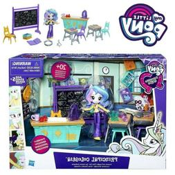 My Little Pony Equestria Girls Minis Scene - Principal Celes