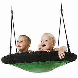 "Swing-N-Slide NE 4630 Nest Swing Outdoor Swing with 40"" Diam"