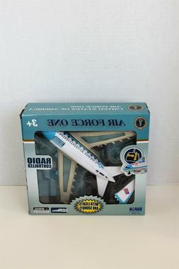 New Daron Air Force One Radio Controlled Airplane Lights & S
