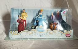 new cinderella mini figures play set damaged