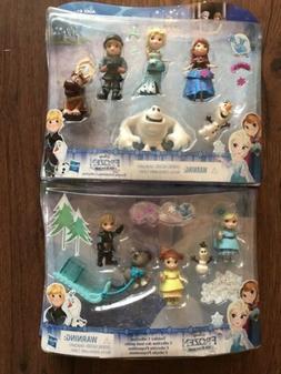 New Hasbro Disney Frozen Little Kingdom Figure Play Set Snap