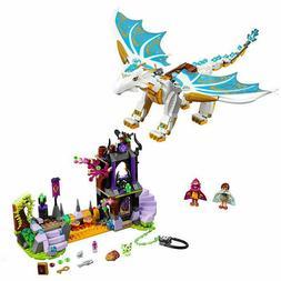 NEW Elves Queen Dragon's Rescue 41179 Compatible Lego Buildi