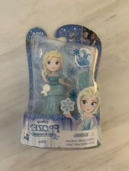 NEW Disney Frozen Little Kingdom Princess Elsa Doll Snap-Ins