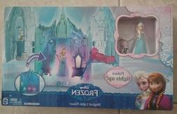 NEW DISNEY FROZEN MAGICAL LIGHTS PALACE  ages 3t