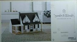New Hearth And Hand With Magnolia Wood Toy Doll House Farmho
