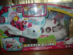 NEW Hello Kitty Airline Playset Airplane Jada Toys