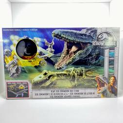 NEW Jurassic World Quest for Indominus Rex 2018 Mosasaurus S