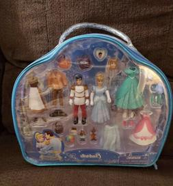 NEW Disney Parks Cinderella  Deluxe Princess Fashion Play Se