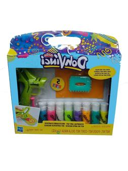 New Play-Doh DohVinci Art Kit, Manufactured by Hasbro
