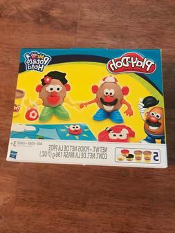 NEW! Play-Doh Mr. Potato Head Hasbro Play Set Kids Toy Gift