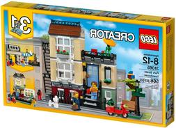 NEW Retired LEGO Creator 31065 Park Street Townhouse Buildin