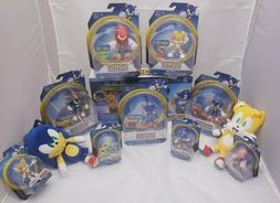 NEW Sonic the Hedgehog Collectables Action Figures - Play Se