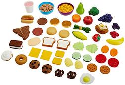 new sprouts complete play food set 50