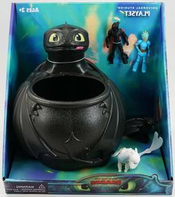 NEW Universal Dreamworks How To Train Your Dragon 3 Toothles