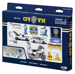 New York Police Department  Play Set 13 Pieces