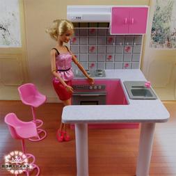 Newest For <font><b>Barbie</b></font> Furniture Miniature Co
