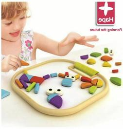 NIB Bamboo Magnetic Animals Creative Play Set Game by Hape