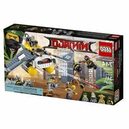 LEGO® Ninjago: Manta Ray Bomber Building Play Set 70609 NEW