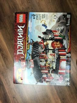 LEGO Ninjago Monastery of spinjitzu Set  Mega Playset Legacy
