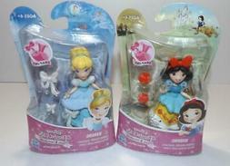 NIP NEW Disney Princess Little Kingdom Snap-Ins Cinderella &