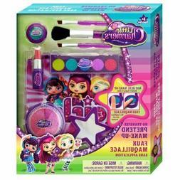 Little Charmers No-Transfer Pretend Makeup Playset
