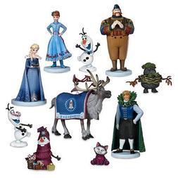Disney Olaf's Frozen Adventure Deluxe Figure Play Set - 10-P