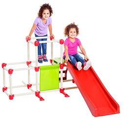 Lil' Monkey Olympic Climb N Slide
