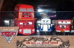 ORIGINAL Disney Pixar Cars 2 Movie Box Set: 5 pc London Call