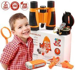 MOBIUS Toys Outdoor Explorer Kit for Toddlers & Kids - Safar