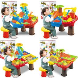 Outdoor Sand Water Table Play Set Kids Toys for Children San