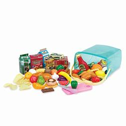 Play Circle by Battat – Pantry in a Bucket – 79-piece Pr